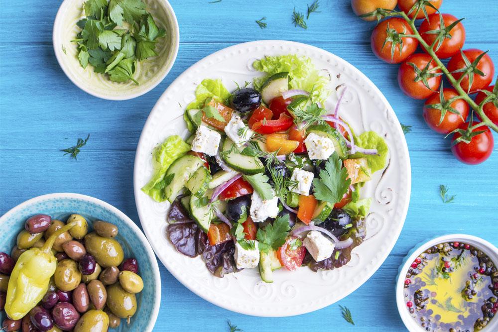 Alla scoperta della cucina greca