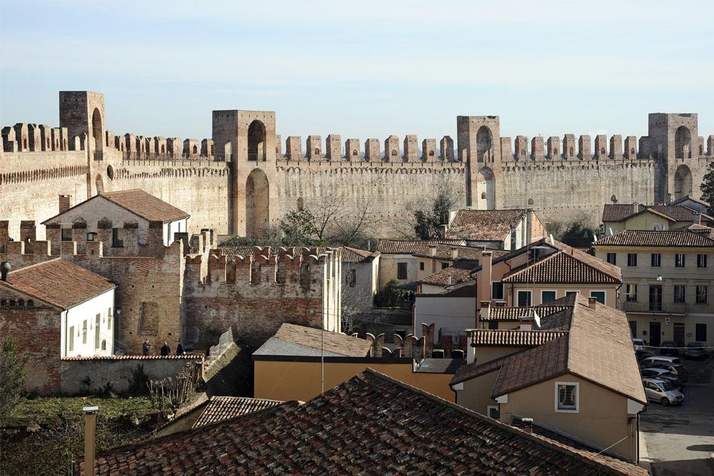 Alla scoperta di Cittadella e delle sue mura storiche