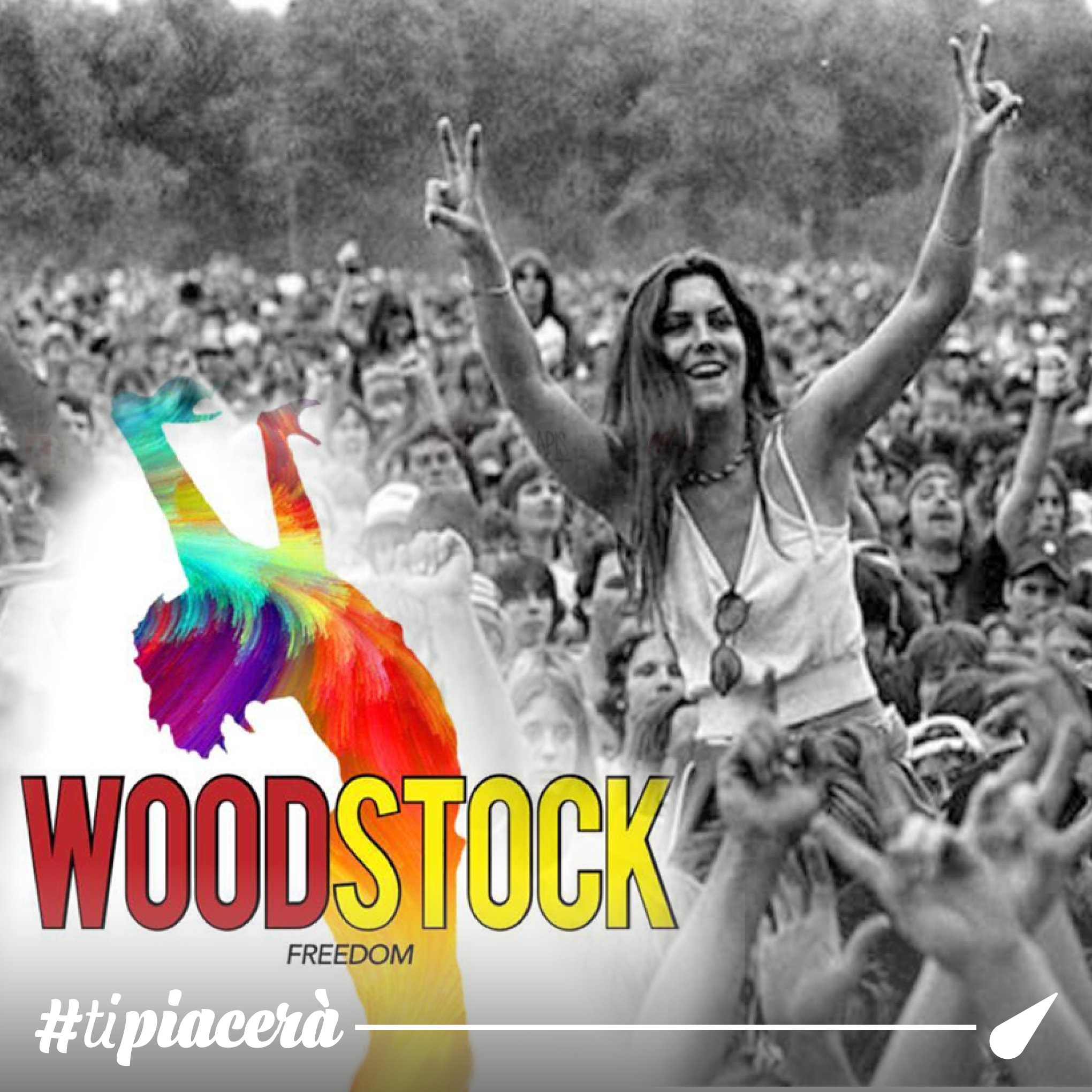 """""""Woodstock: Freedom"""": Asolo celebra il festival del secolo"""
