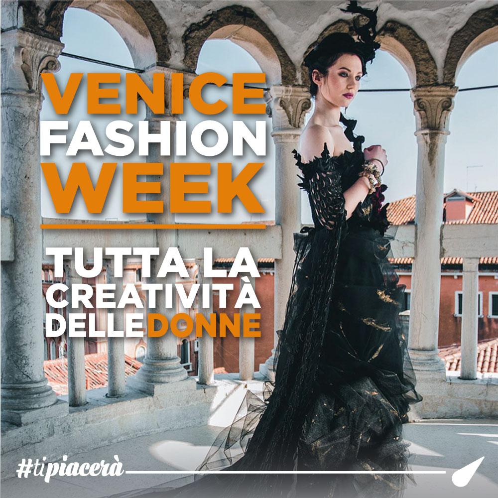 Un fine settimana alla moda con Venice Fashion week