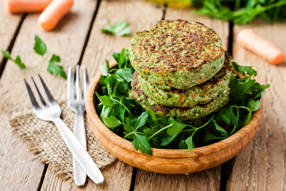 Hamburger vegetariani, 5 idee facili e veloci