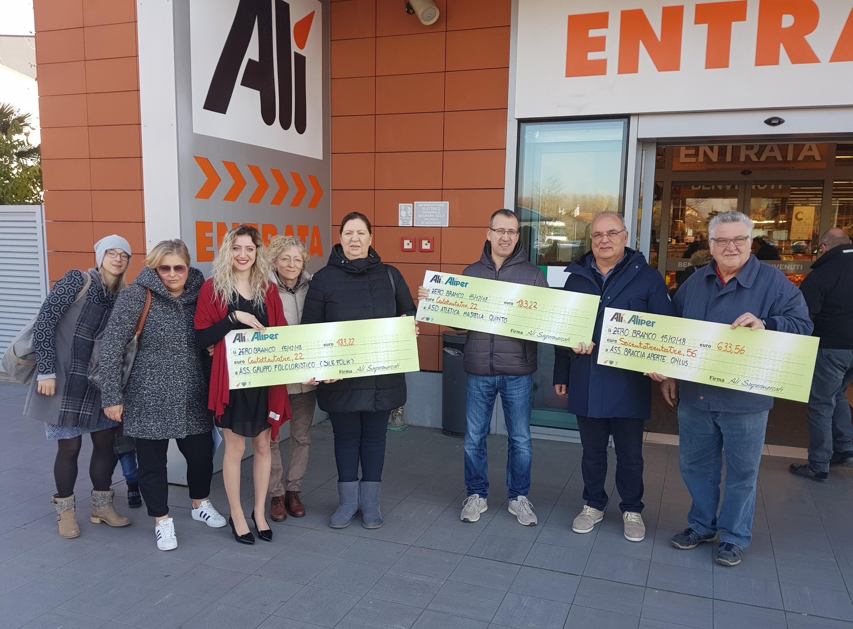 Premiazioni  prenatalizie di We Love People! Scopri chi si è aggiudicato i 4.000 €