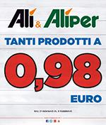Tanti prodotti a 0,98 euro