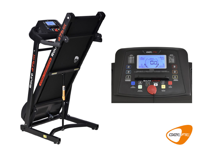 TAPIS ROULANT ELETTRICO GET FIT