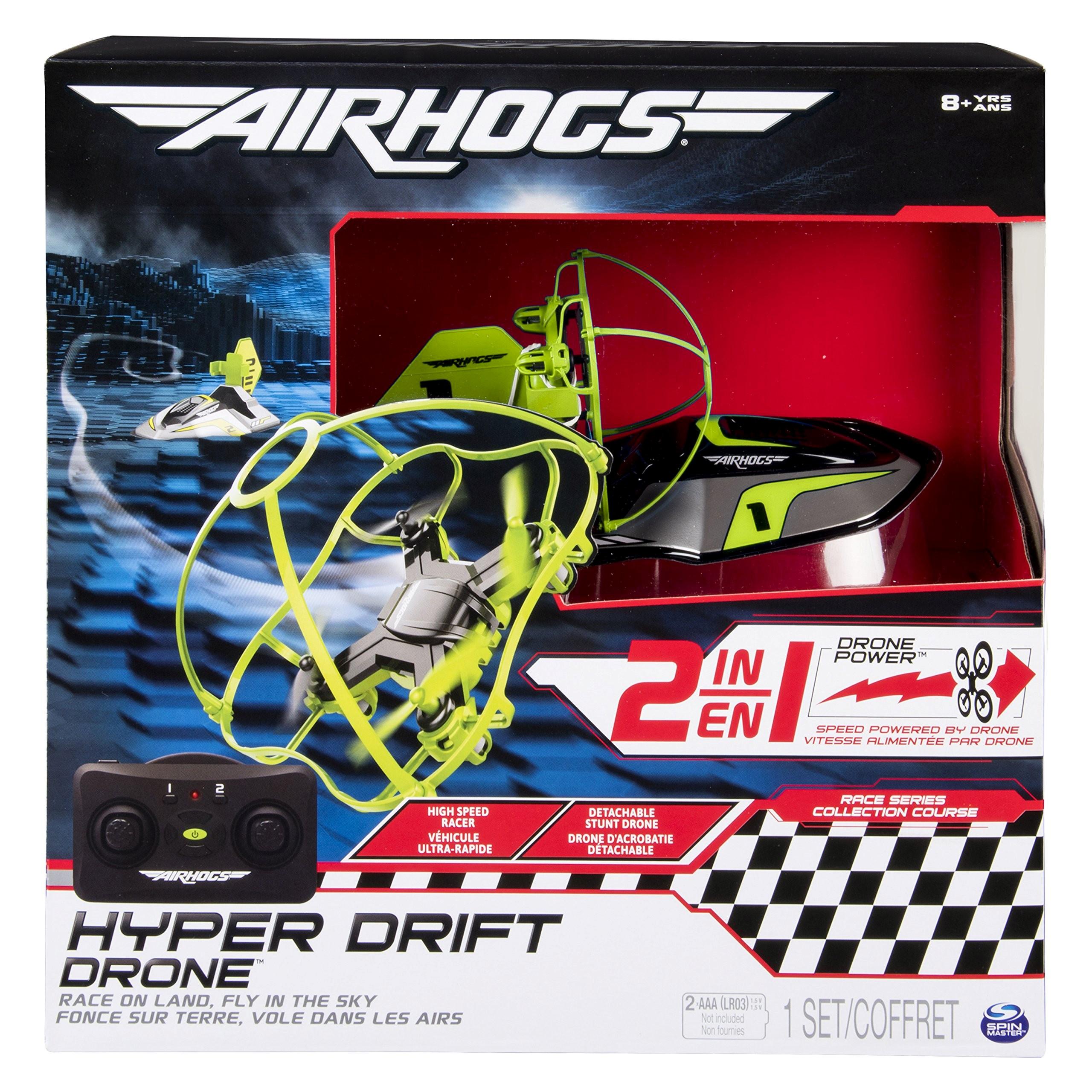 HYPER DRIFT DRONE AIRHOGS