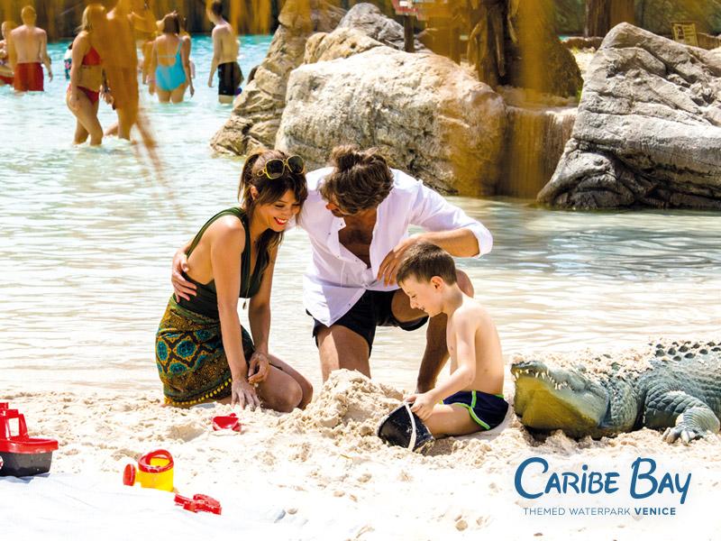 PACCHETTO FAMILY PER 3 PERSONE + CARIBE BAY