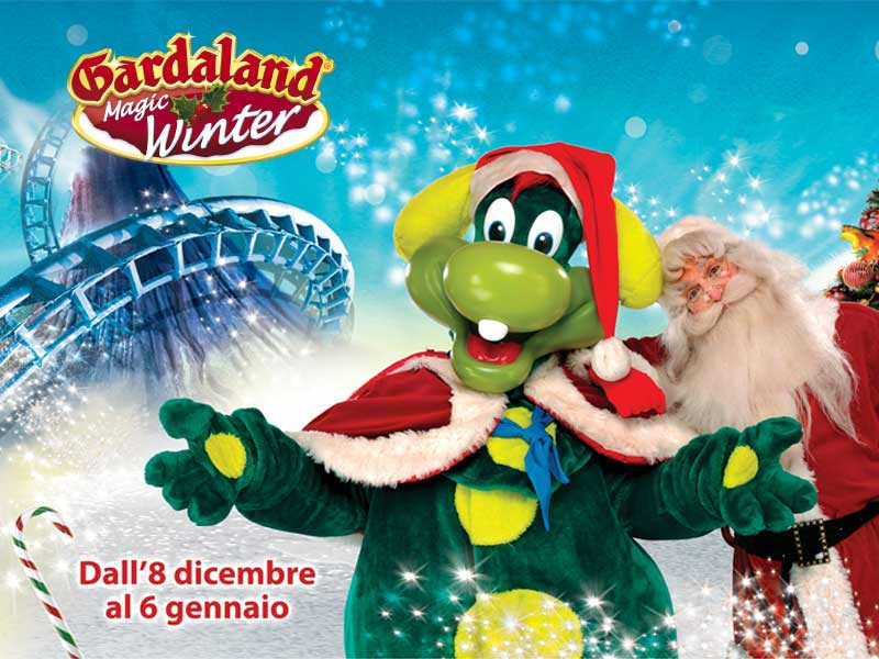 INGRESSO GARDALAND MAGIC WINTER 2018/2019