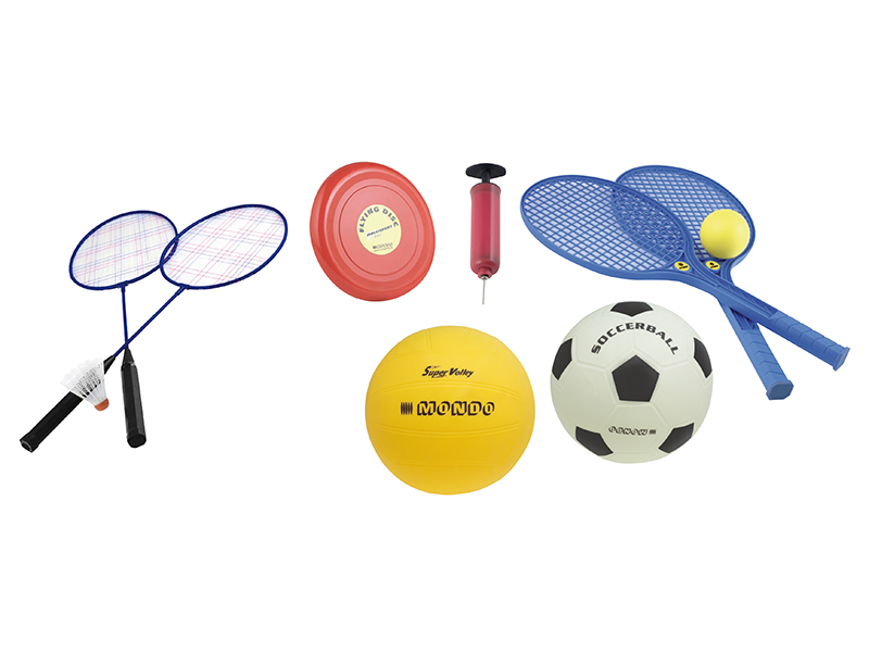SET MULTISPORT 5 IN 1 MONDO