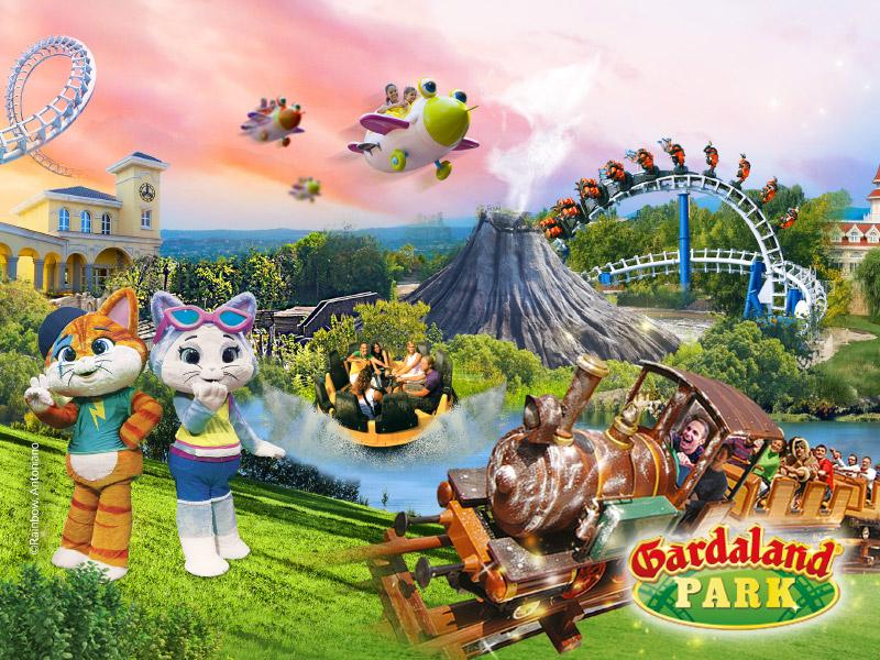 INGRESSO GARDALAND PARK 2021