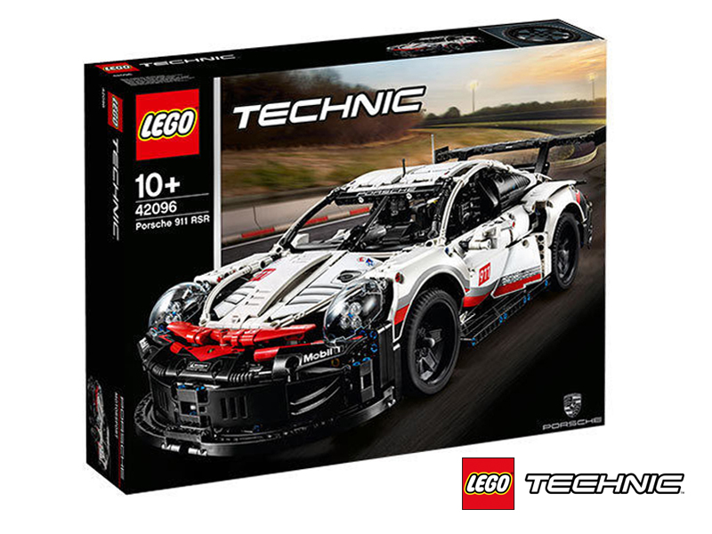 PORSCHE 911 RSR LEGO TECHNIC