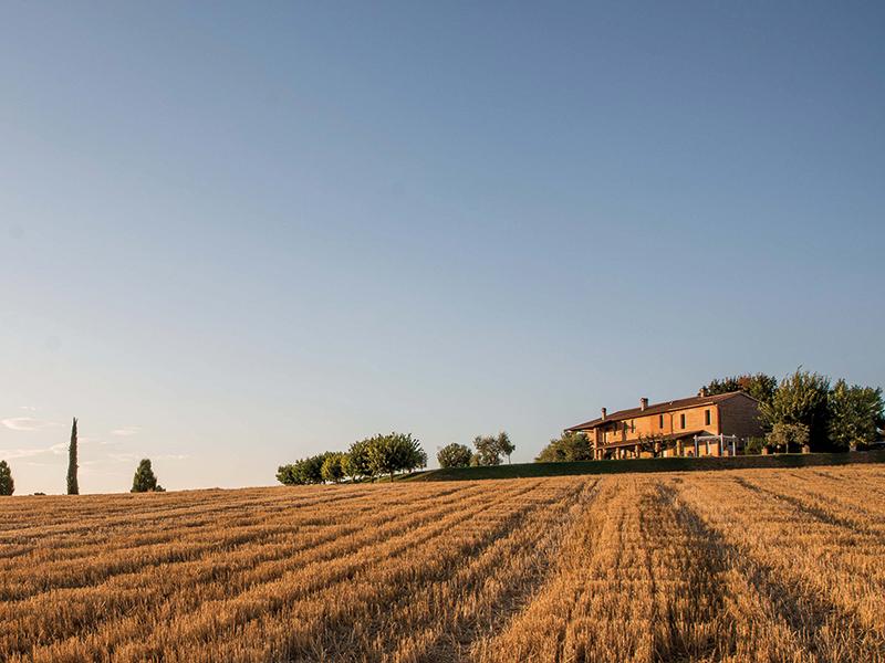 SOGGIORNO A BAGNAIA (PG) - AGRITURISMO IL TRIO
