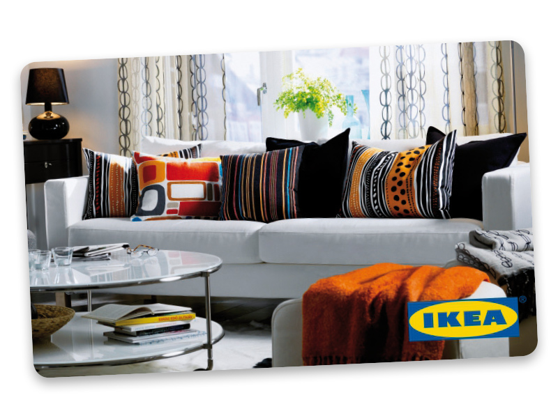 CARTA REGALO IKEA DA 25 €
