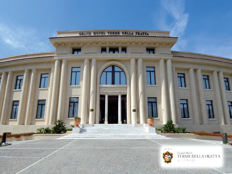 GRAND HOTEL TERME DELLA FRATTA di F. TERME BERTINORO (FC) 3 GIORNI 2 NOTTI