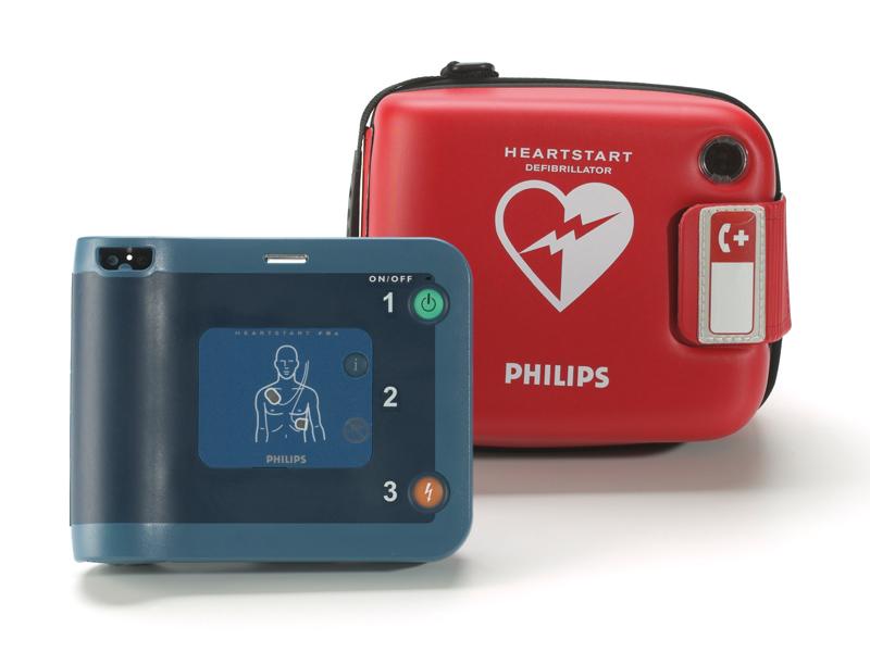 DEFIBRILLATORE PHILIPS HEARTSTART FRX