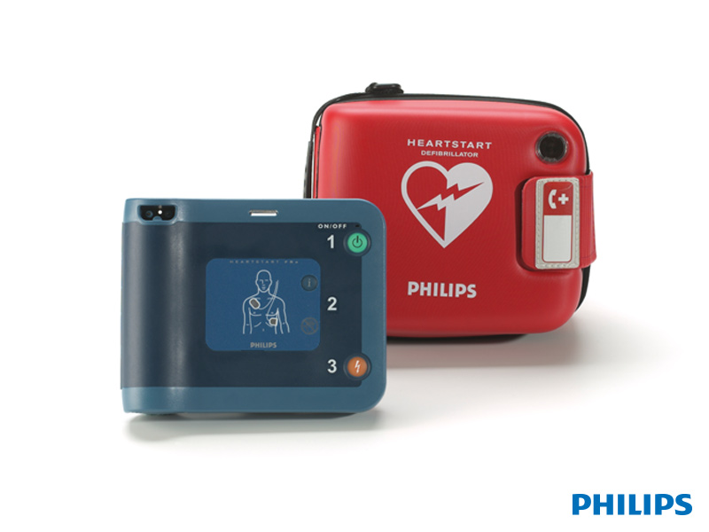 DEFIBRILLATORE HEARTSTART FRX PHILIPS