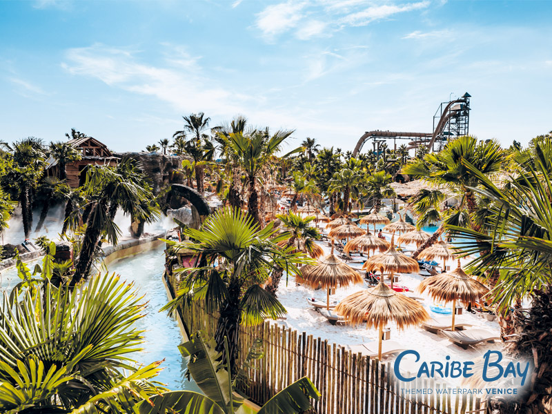 INGRESSO CARIBE BAY 2021