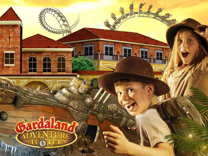 SOGGIORNO GARDALAND ADVENTURE HOTEL