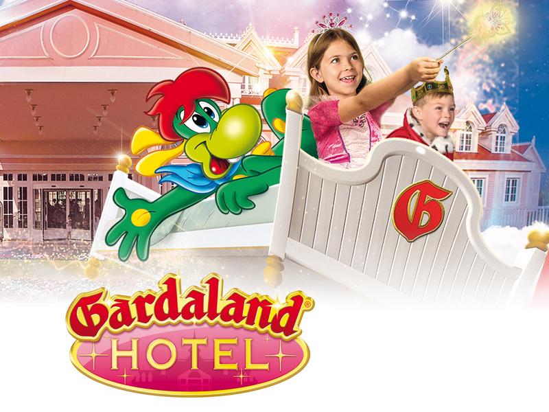 PERNOTTAMENTO GARDALAND HOTEL