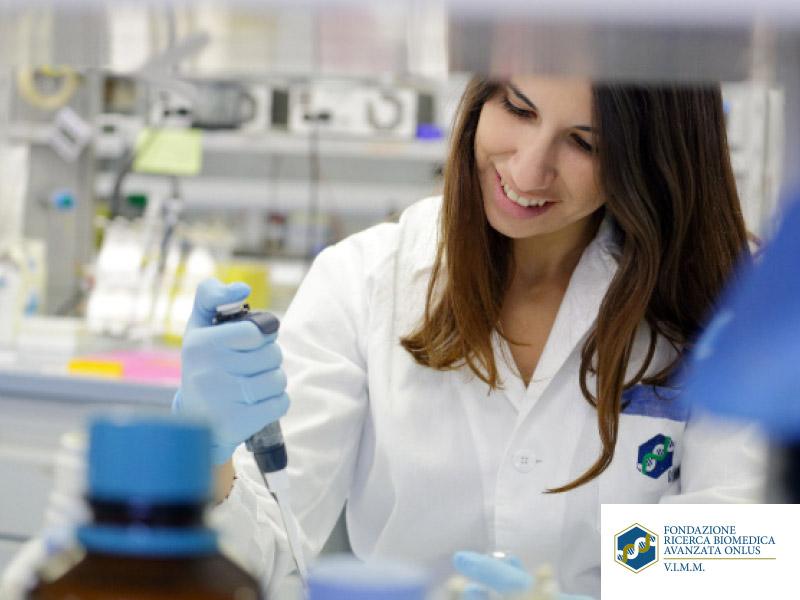 DONAZIONE VIMM (Fondazione Ricerca Biomedica Avanzata Onlus)