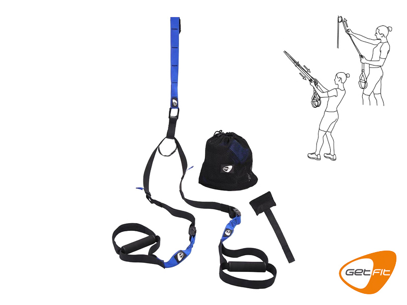 ELASTICI X-SUSPENSION TRAINER GET FIT