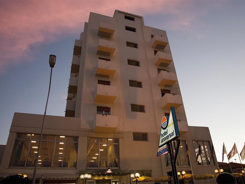 SOGGIORNO A SENIGALLIA (AN) - HOTEL UNIVERSAL