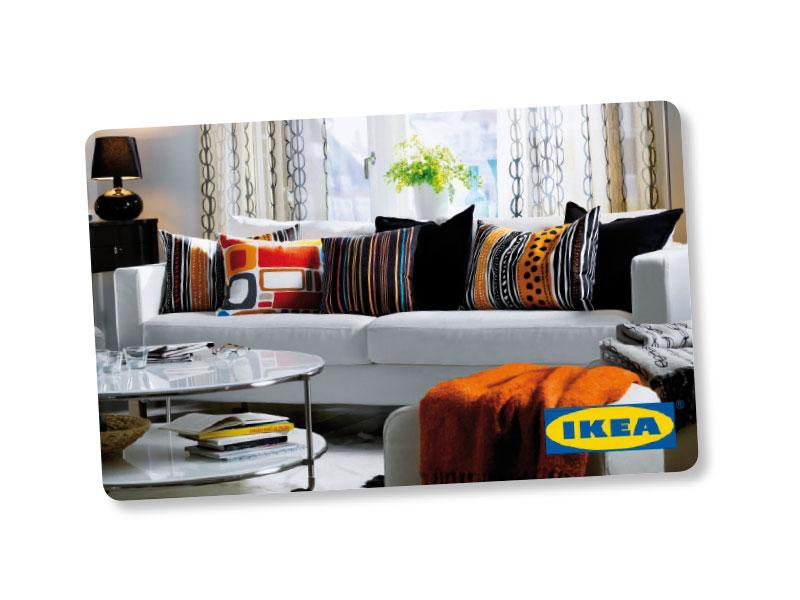 CARTA REGALO IKEA DA 25 €
