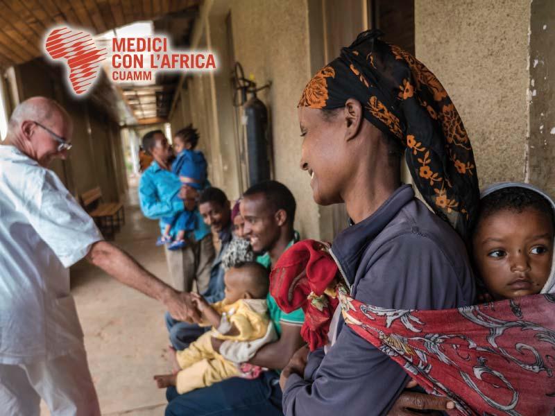 DONAZIONE CUAMM - MEDICI CON L'AFRICA