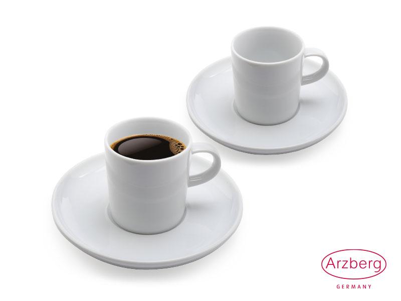 SET 2 TAZZINE CAFFE' ARZBERG