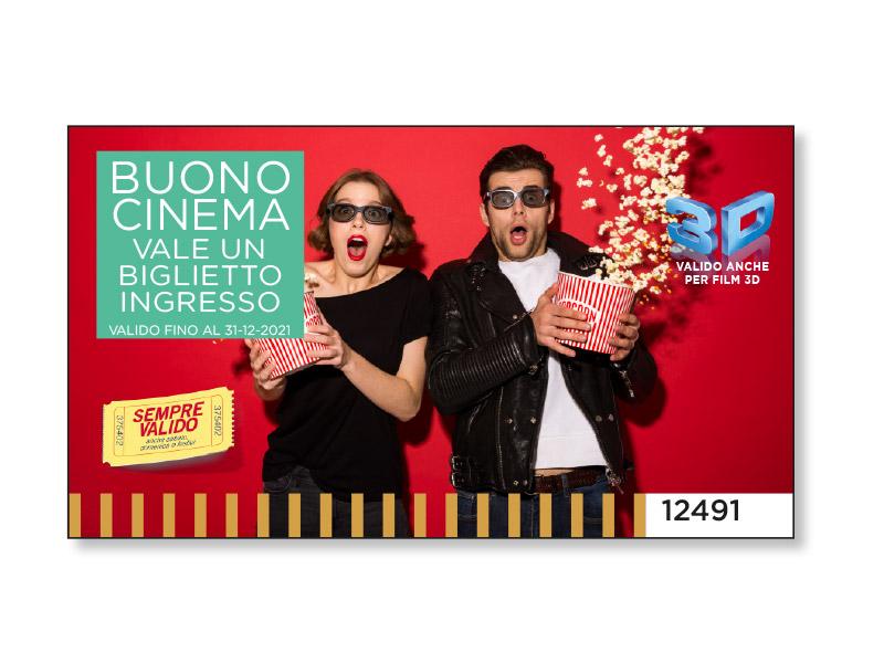 INGRESSO AL CINEMA