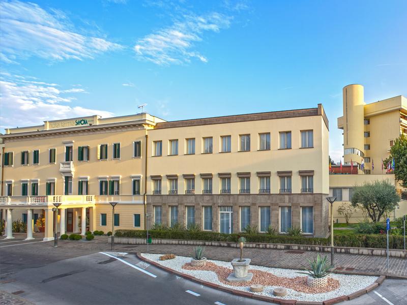 SOGGIORNO AD ABANO TERME (PD) - HOTEL SAVOIA THERME & SPA