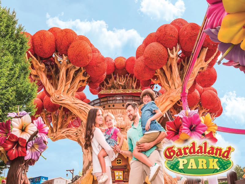 INGRESSO GARDALAND PARK 2019 o 2020